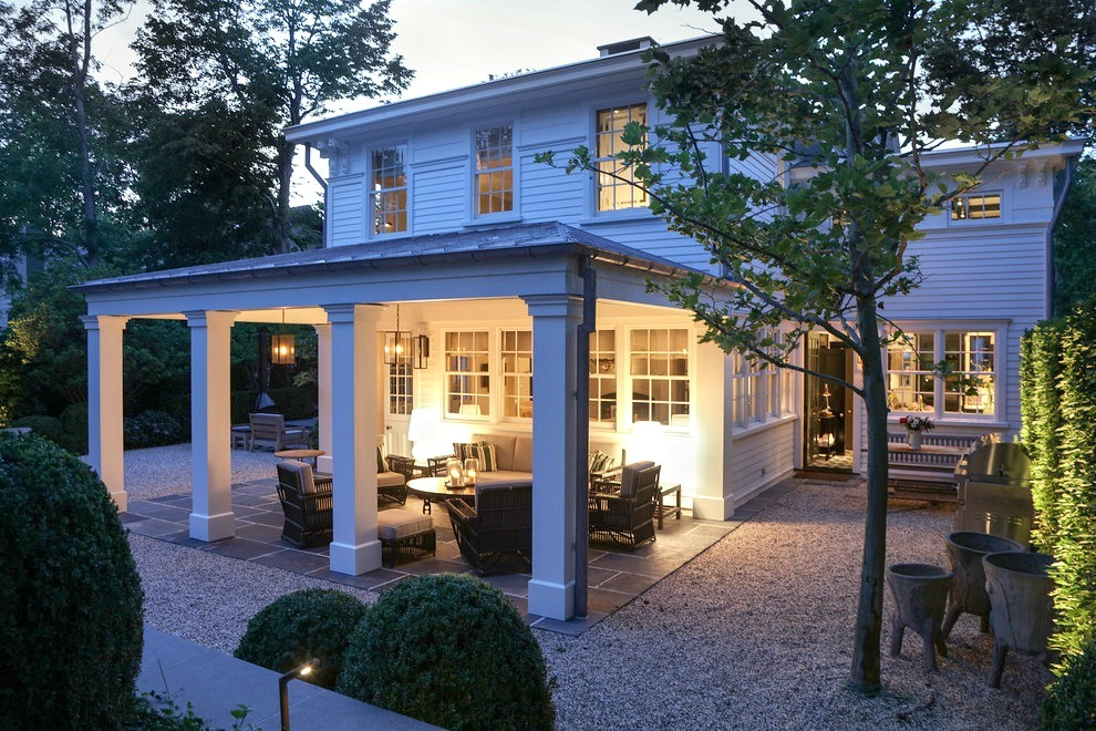 "House Envy – Sag Harbor's fabulous ""Summer White House"""